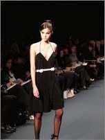 Model am Catwalk : Magersucht auf Hochglanz