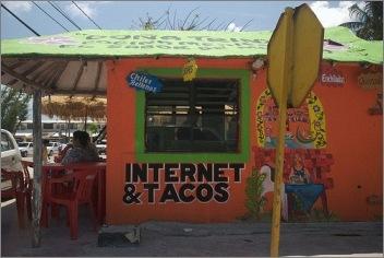 Besser im Internet mit einem Taco