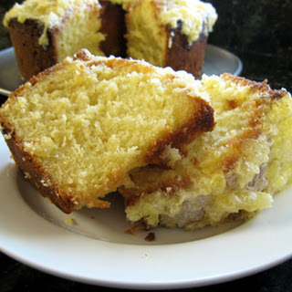 Pineapple Pound Cake