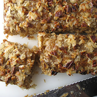 Oatmeal Snack Cake (Cook's Illustrated)