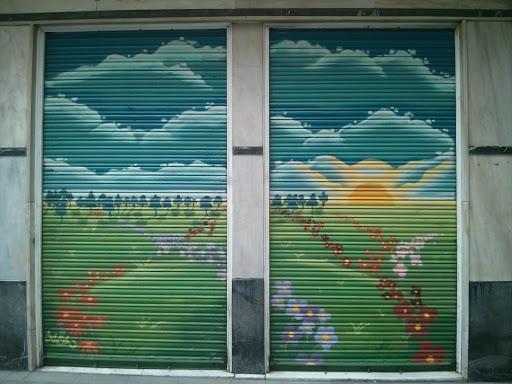 Mural de Amanecer