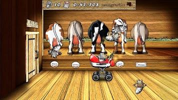 Screenshot of CowCatch