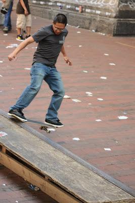 Uptown Skateboarding School Instructor - Joe Tan