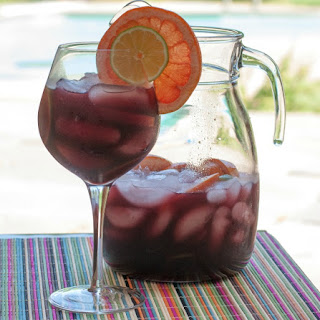 Guava and Sour Orange Sangria