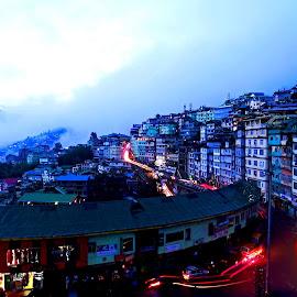 by Satyajit Sinha - City,  Street & Park  Markets & Shops