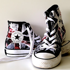 Converse by Serena Zilio - Artistic Objects Clothing & Accessories (  )