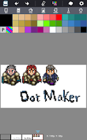 Screenshot of Dot Maker - Dot Painter