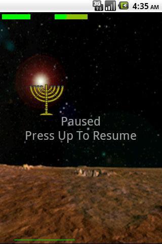 Chanukka On Mars