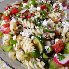 Greek Rotini Salad