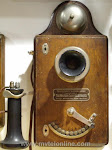 Wood Wall Phones - Holtzer Cabot, Ness For Sale $600