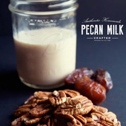 Pecan Milk Recipes | Yummly