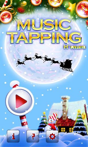 Music Tapping X'mas