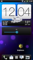 Screenshot of Brightness (free)