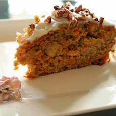 Easy Cake Mix Carrot-Pineapple Cake