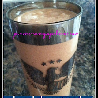 Chocolate Covered Banana Smoothie