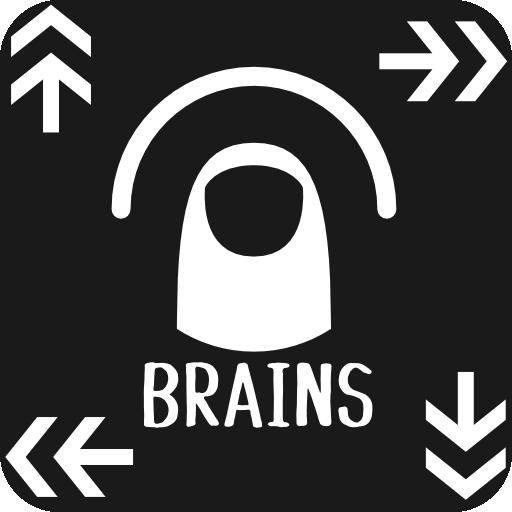 BRAINS(片手で簡単暇つぶしゲーム) 休閒 App LOGO-硬是要APP