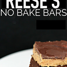 No Bake Reeses Bars