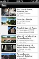 Screenshot of Temple Rome 2 Free Game