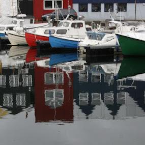 by Lynn Morley - Transportation Boats (  )
