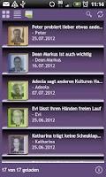 Screenshot of Success Stories