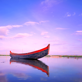 by Yudha Portugal - Transportation Boats
