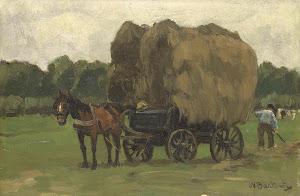 RIJKS: Nicolaas Bastert: painting 1939