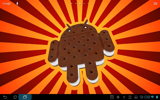 Ice Cream Sandwich 3D