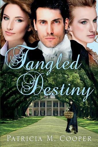 Tangled Destiny cover