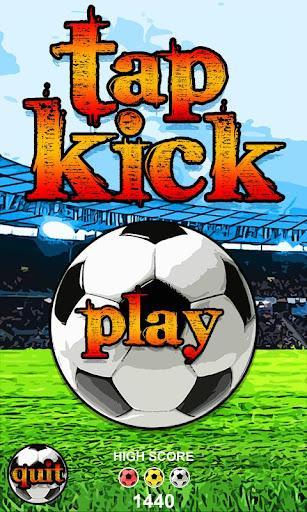 Tap Kick