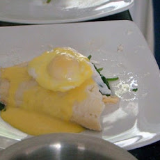 Smoked Haddock With Poached Egg And Hollandaise