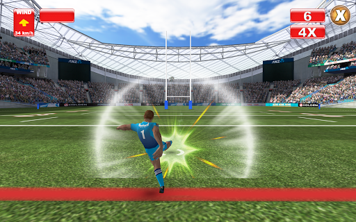 Rugby League Live 2: Mini - screenshot