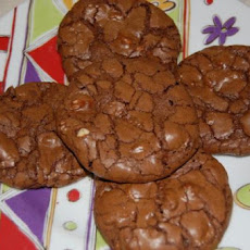 Ghirardelli Double Chocolate Cookies