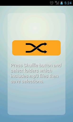Shuffle Alarm