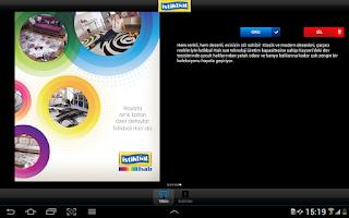 Screenshot of İstikbal Mobil Katalog