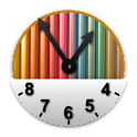 Color Time Clock icon