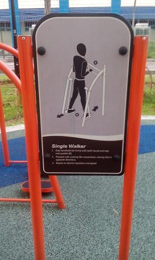 Single Walker