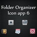 Icon App 6 Folder Organizer icon