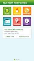 Screenshot of Health Mart