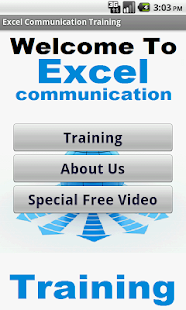 in Excel communication Biz - screenshot