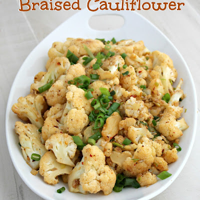 Braised Cauliflower