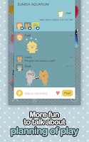 Screenshot of petaco Kawaii shared notebook
