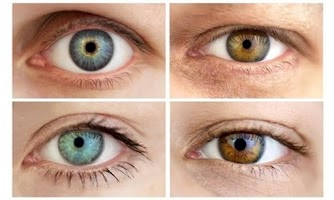 Screenshot of Eye Color Booth