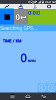 Screenshot of Runner - GPS Speed Distance