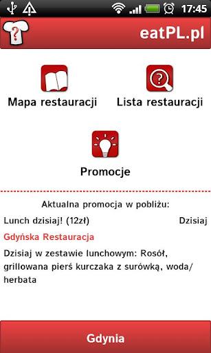 EatPL - Restauracje w Polsce