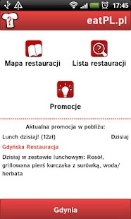 EatPL - Restaurants in Poland - screenshot