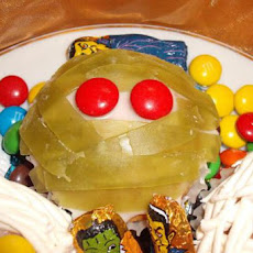 Freaky Mummies in a Flash - Halloween Treats!