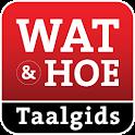 Wat & Hoe taalgids Engels icon