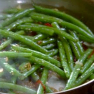 Sauteed Green Beans With Soy Sauce And Garlic Recipes