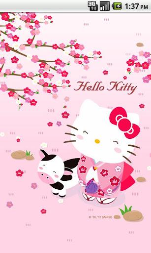 玩個人化App|Hello Kitty Live Wallpaper 2免費|APP試玩
