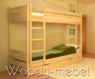 кровать Дует